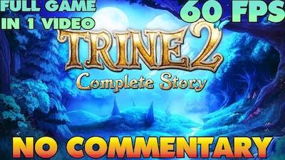 Trine 2 The Complete Story - Full Game Walkthrough