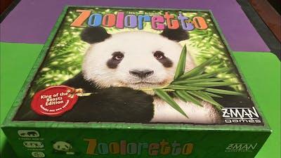 Zooloretto unboxing