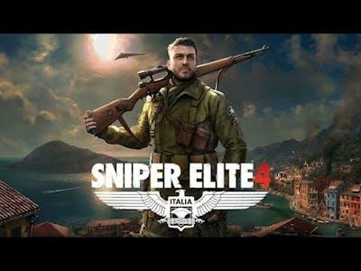 Sniper Elite 4 Deluxe Edition (GAME PC LAPTOP JEMBER)