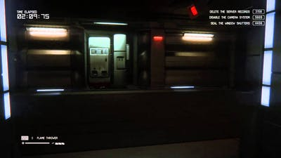 Alien isolation corporate lockdown dlc complete run