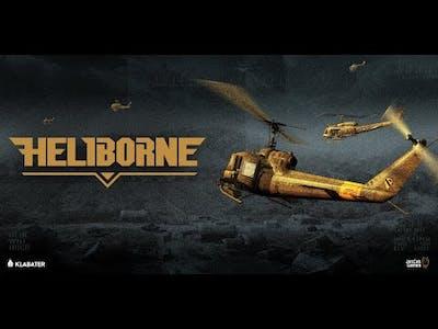 Vietnam War Attack Helicopter Game- Heliborne Gameplay