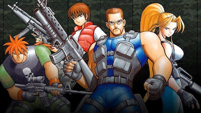Retro Friday's: Shock Troopers 2nd Squad - (Neo Geo) - Classic Game Series