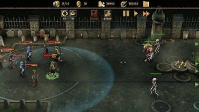 Two Worlds 2 Castle Defense (mission 5 graveyard)