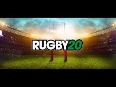 Rugby 20 gameplay