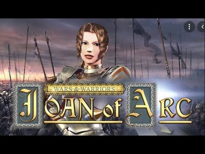 Wars and Warriors : Joan of Arc Mission 1- The Arrival