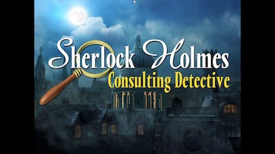 Sherlock Holmes: The case of the Mummy's Curse EP4