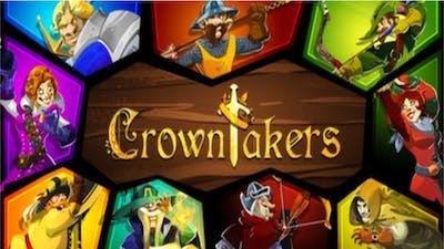 Steamzeugkiste: Crowntaker...Abenteuer im Sechseckland