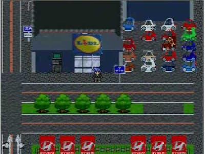 Best RPG Maker 2000 Game (In Game Video) must see !!!