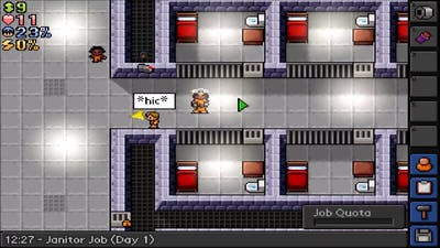 Starting Off Strong! | The Escapists | Fhurst Peak Correctional Facility #1