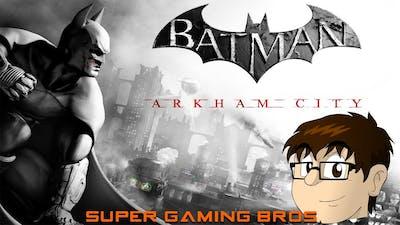 SGB Play: Batman: Arkham City - Part 1
