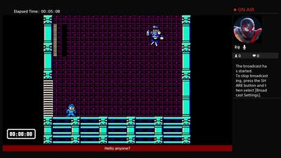 Megaman  legacy collection 2 tricks and fun