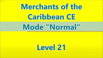 Merchants of the Caribbean CE Level 21