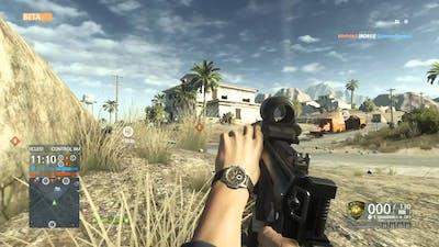Battlefield Hardline Beta Hotwire Gameplay