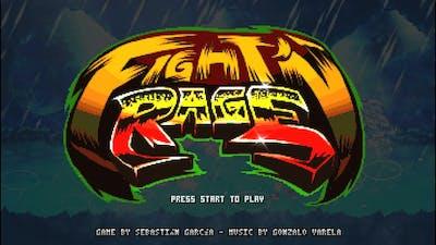 Beat 'Em Up Month - Fight'N Rage PC 1440P.