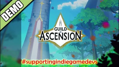 Guild of Ascension DEMO (Games to Wishlist 2021)