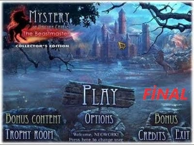 Mystery of Unicorn Castle The Beastmaster Collectors - FİNAL