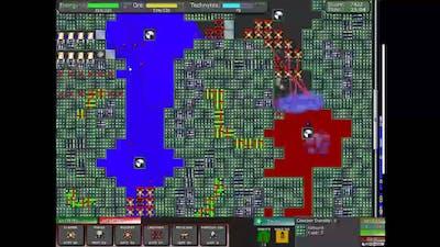 Creeper World 2 - Custom - Virus Alert