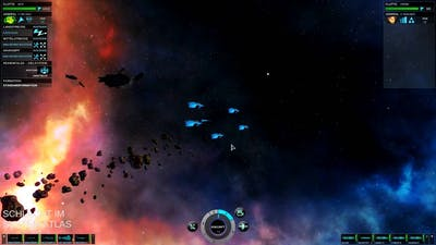 Big Battle in Endless Space
