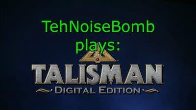 Talisman Digital Edition Gameplay: Human vs AI Session 1 Part 2
