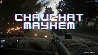 Chauchat LMG Mayhem - Beyond the Wire