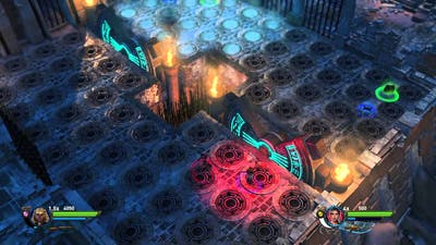 Lara Croft and the Temple of Osiris : Pharaoh Boss Fight
