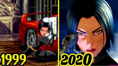 Evolution of Fear Effect Games ( 1999-2020 )
