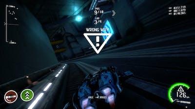 061 GRIP: Combat Racing - Sprawl - Cygon Eversor Airblade