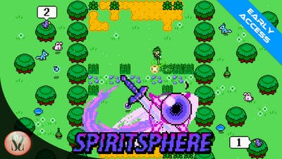 SpiritSphere Gameplay [Steam Early Access]