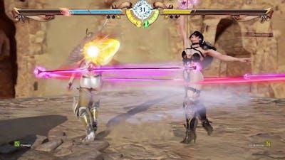 210 - Soulcalibur VI - Coouge (Angel) vs freakmeow (Ivy)