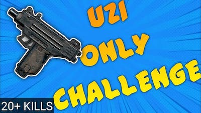 UZI ONLY CHALLENGE | ENCLAVE GAMING