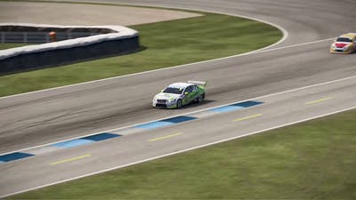 Project CARS 2 Supercars at Indy