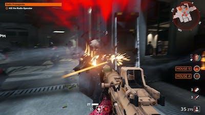 Wolfenstein Youngblood - Radio Propaganda HARD [1080p 60FPS] GAMING ON!