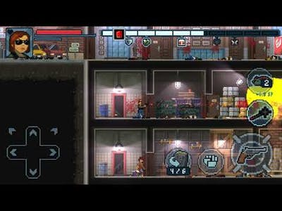 doorkickers action squad:I got blown up yes
