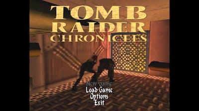 Tomb Raider: Chronicles (Demo) (PC) - (Longplay)