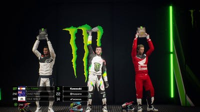 Monster Energy Supercross - The Official Videogame 2 This is not gonna go good...!