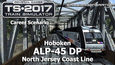 Hoboken - Career Scenario - Train Simulator 2017
