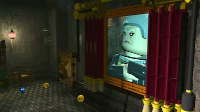 LEGO Harry Potter Years 5-7 replay story Kreacher Discomforts in 2min 52sec 1-7 collection