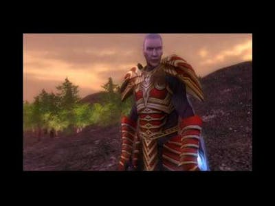 Elven Legacy's Good and Evil Ending