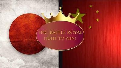 EPIC BATTLE ROYAL | Japan vs China | Relic War #AoE 2
