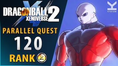 Dragon Ball Xenoverse 2 - New Parallel Quest 120 - Rank Z