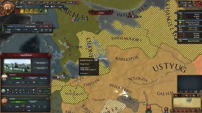 Europa Universalis 4 Art of War Muscovy LP