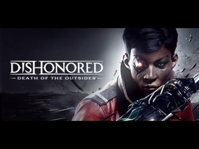 Dishonored  Death of the Outsider gameplay Part 1 NO Commentary