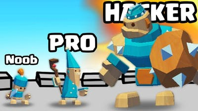 HACKING with THE STRONGEST TOY SOLDIER in War of Toys: Battle Strategy Simulator