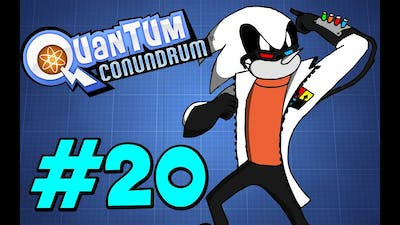 Let's Play Quantum Conundrum part 20 - Too easy mate