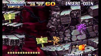 Metal Slug 2: Super Vehicle-001/II: Mission 2