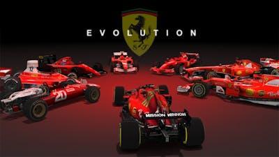 Ferrari Evolution (Assetto Corsa Short Film)