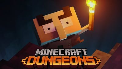 What IS this?!? |  Exploring the NEW Minecraft Dungeons Game!