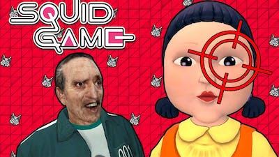 Gmod: SQUID GAME DEATH RUN!