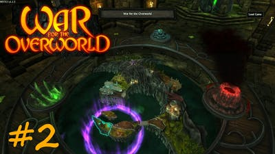 War for the Overworld - 2) Welcome to Kairos