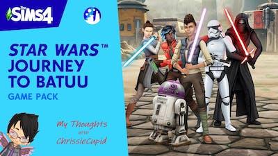 Starwars Journey To Batuu: My Thoughts